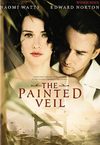 the painted veil dvd 2006 starring edward norton amp naomi