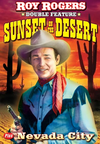 Roy Rogers Double Feature: Sunset on the Desert