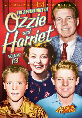 "Adventures of Ozzie & Harriet, Volume 13 - 11"" x"