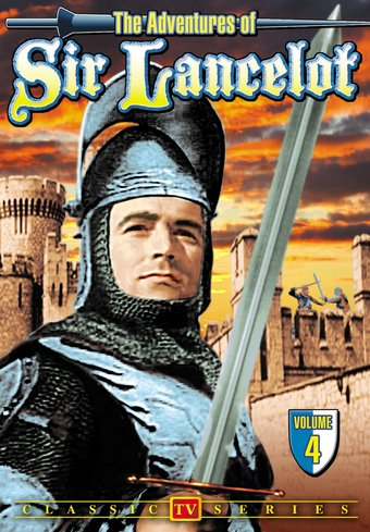 "Adventures of Sir Lancelot, Volume 4 - 11"" x 17"""