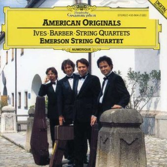 American Originals - Ives & Barber: String