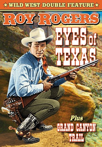 Roy Rogers Double Feature: Eyes of Texas / Grand