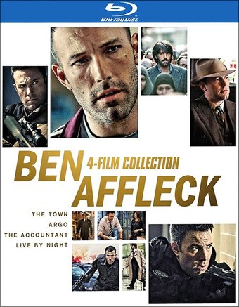 Ben Affleck Collection (The Town / Argo / The