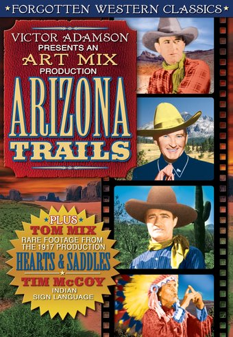 "Arizona Trails - 11"" x 17"" Poster"