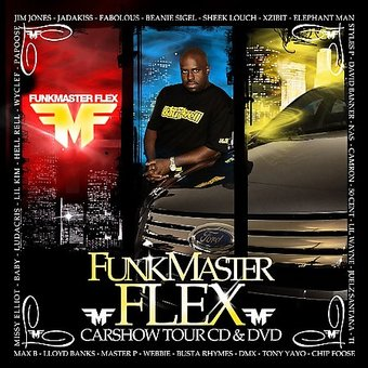 Funkmaster Flex - Car Show Tour (CD + DVD)