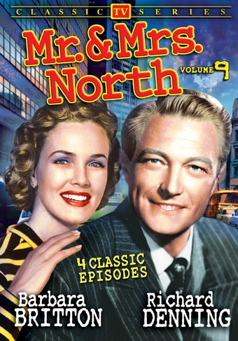 Mr. & Mrs. North - Volume 9
