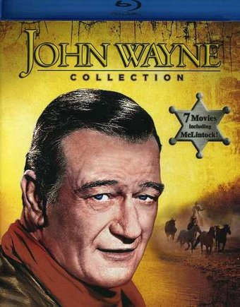 John Wayne Collection (Blu-ray)