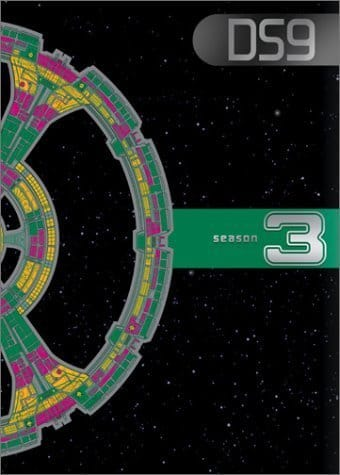 Deep Space Nine - Complete 3rd Season (7-DVD)