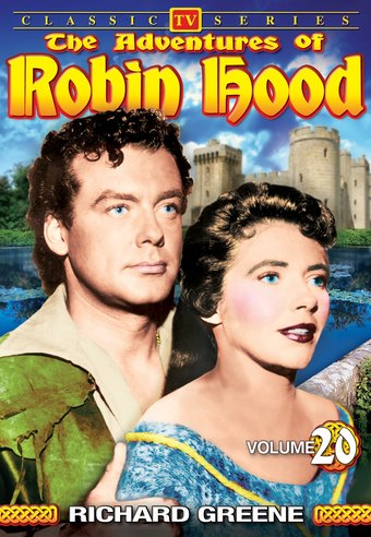 "Adventures of Robin Hood, Volume 20 - 11"" x 17"""