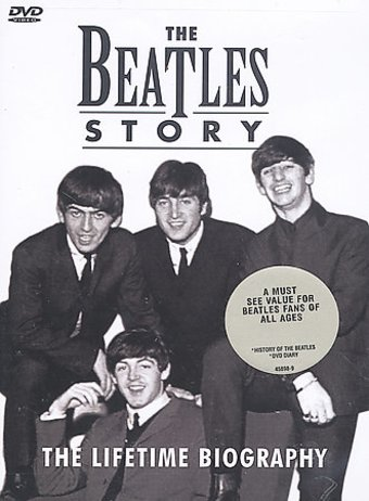Beatles Story: Lifetime Biography