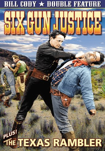 Bill Cody Double Feature: Six Gun Justice (1936)