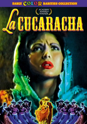 La Cucaracha and Other Early Color Rarities - 11""