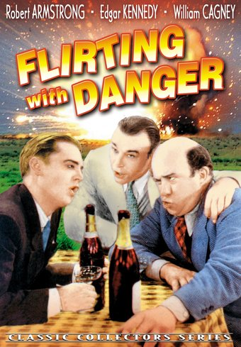 "Flirting with Danger - 11"" x 17"" Poster"