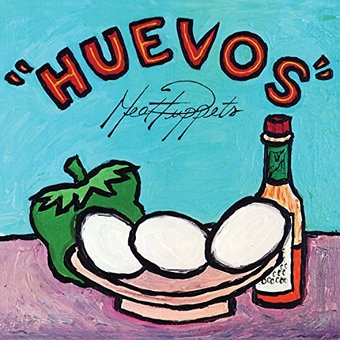 Meat puppets huevos lp 2013 mvd audio for Cocinar huevos 7 days to die