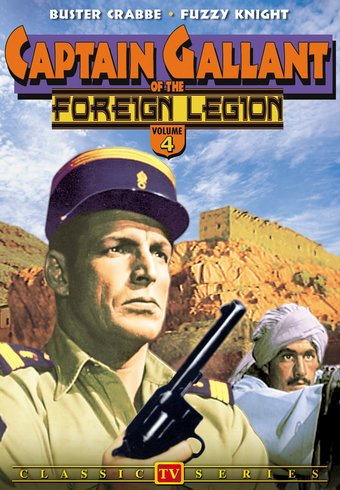 Captain Gallant of the Foreign Legion, Volume 4 -