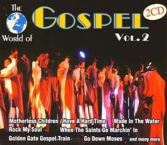 The World of Gospel, Volume 2 (3-CD)