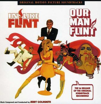 In Like Flint / Our Man Flint [Original Motion