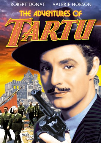 "The Adventures of Tartu - 11"" x 17"" Poster"
