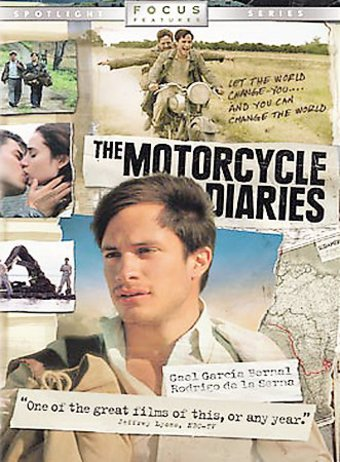 The Motorcycle Diaries (Widescreen)