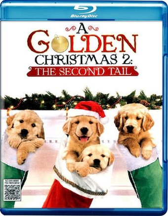 A Golden Christmas 2: The Second Tail (Blu-ray)