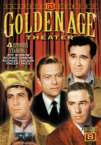 "Golden Age Theater, Volume 8 - 11"" x 17"" Poster"