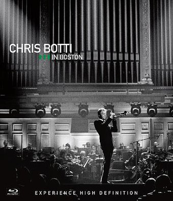 Chris Botti - Chris Botti In Boston (Blu-ray)
