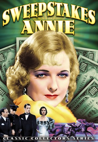 "Sweepstake Annie - 11"" x 17"" Poster"
