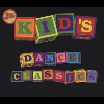 Kid's Dance Classics (3-CD)