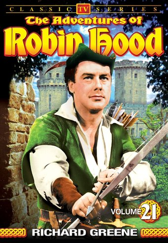 "Adventures Of Robin Hood, Volume 21 - 11"" x 17"""