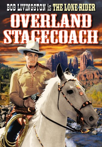 The Lone Rider: Overland Stagecoach