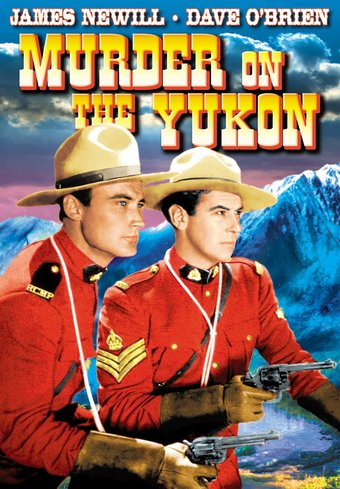 "Murder on the Yukon - 11"" x 17"" Poster"