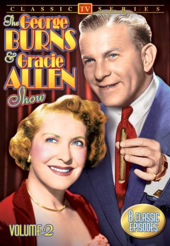George Burns & Gracie Allen Show - Volume 2