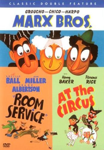 The Marx Brothers: Room Service / At the Circus