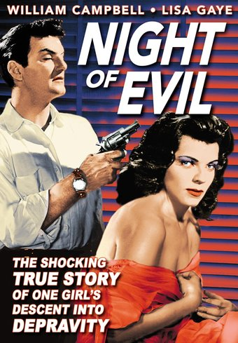 "Night of Evil - 11"" x 17"" Poster"