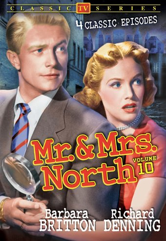 Mr. & Mrs. North - Volume 10
