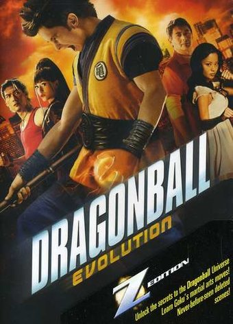 Dragonball Evolution (Z-Edition)