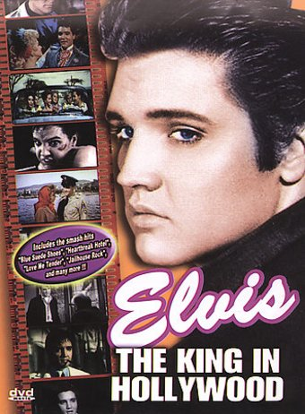 Elvis Presley - The King In Hollywood