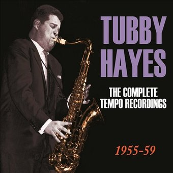 The Complete Tempo Recordings 1955-59 (6-CD)