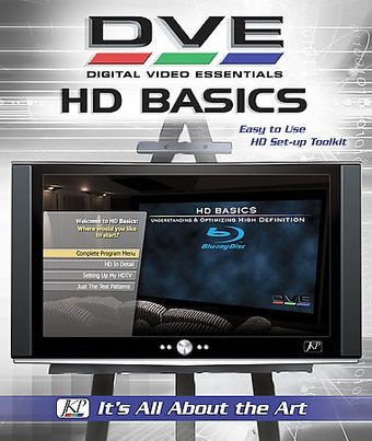 Digital Video Essentials HD Basics (Blu-ray)