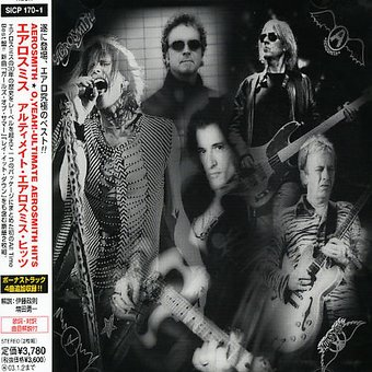 O, Yeah! Ultimate Aerosmith Hits [Japan Bonus
