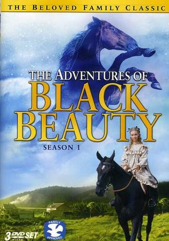 The Adventures of Black Beauty - Season 1 (3-DVD)
