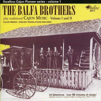 Play Traditional Cajun Music, Vols. 1-2