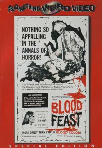 Blood Feast (Special Edition)