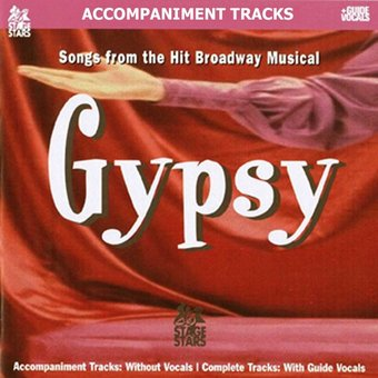 From the Hit Broadway Musical Gypsy