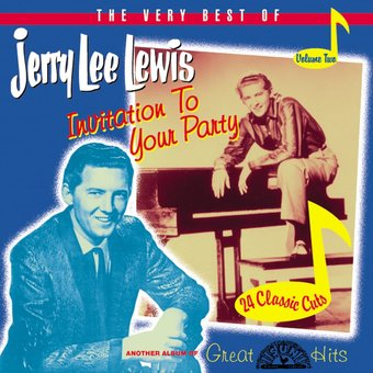 The Very Best of Jerry Lee Lewis, Volume 2