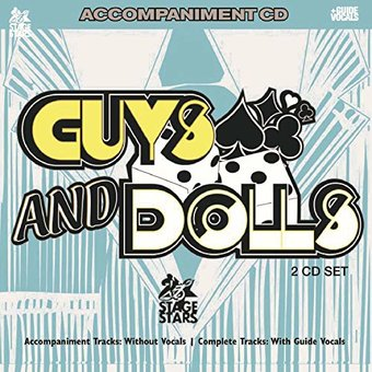 Classic Broadway Karaoke: Guys and Dolls (2-CD)