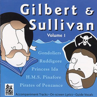 Gilbert and Sullivan, Volume 1