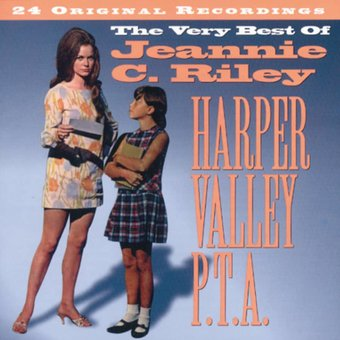 Very Best of Jeannie C. Riley - Harper Valley