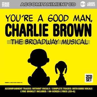 Karaoke: You're a Good Man Charlie Brown (2 Disc)