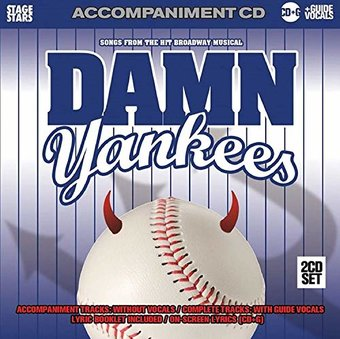 Damn Yankees [Accompaniment CD]
